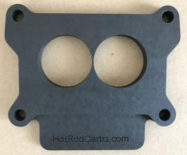 """Holley 2300 - Paired Unit - 1/2"""" Thick - Heat Insulating"""