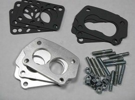 Small 4 Bolt Carb Gasket Matching Plates