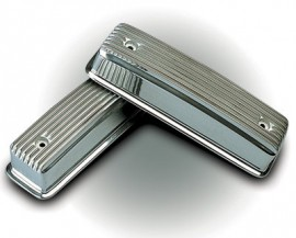 Y-BLOCK FORD Valve Covers & Valley Cover Set