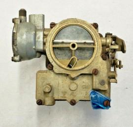 Pontiac Tripower Center Carburetor
