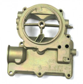 Rochester Carburetor Air Horn - Side Fuel Inlet - Small Base 2-Jet
