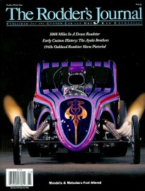 The Rodders Journal Back Issues